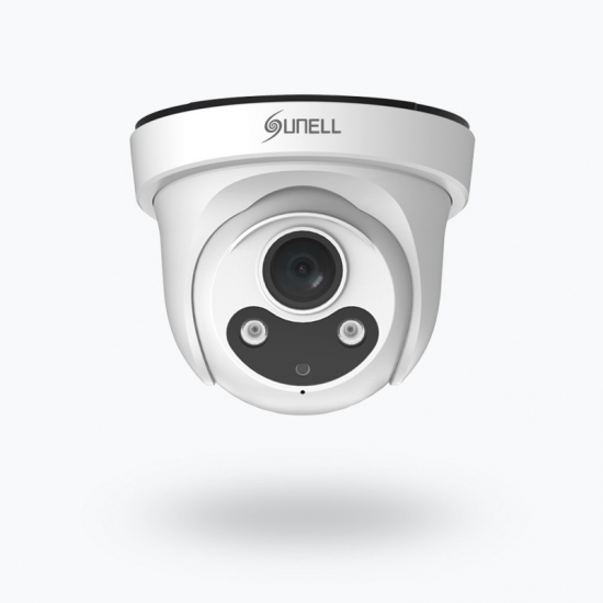 Vari-Focal Eyeball Network Camera